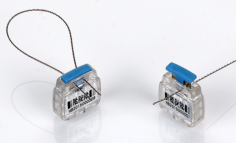 电能表计量封印 型号:HB-M104