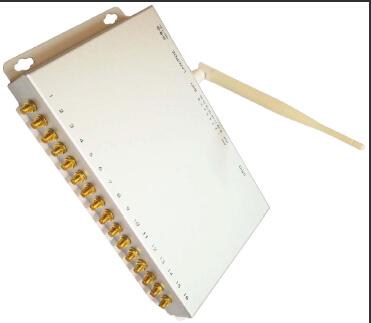 16口智能超高频RFID读写器SLR1113