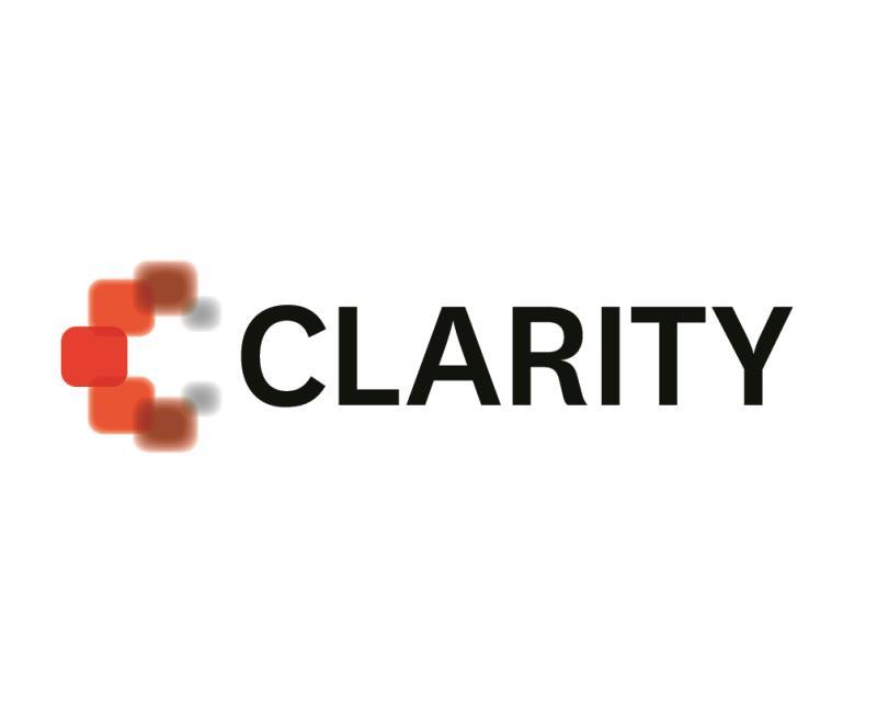 Clarity™软件解决方案
