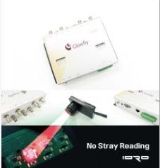超高频RFID可见光读写器:IDRO900V