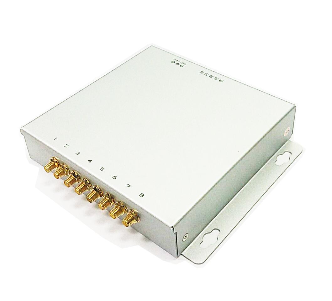 8口超高频RFID读写器SLR6001