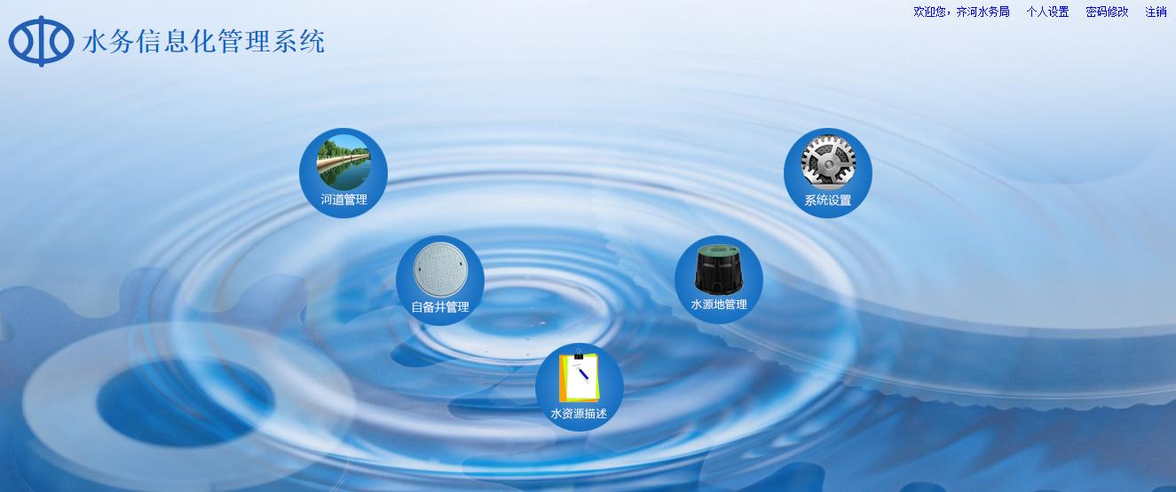 智慧水利解决方案